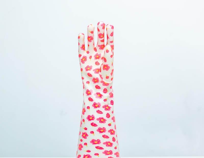加长清洁手套